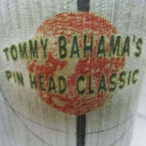 Tommy Bahama Shirts - TOMMY BAHAMA BOWLING SHIRT ~ M ~ EMBROIDERY ~ SILK